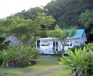 house in levuka