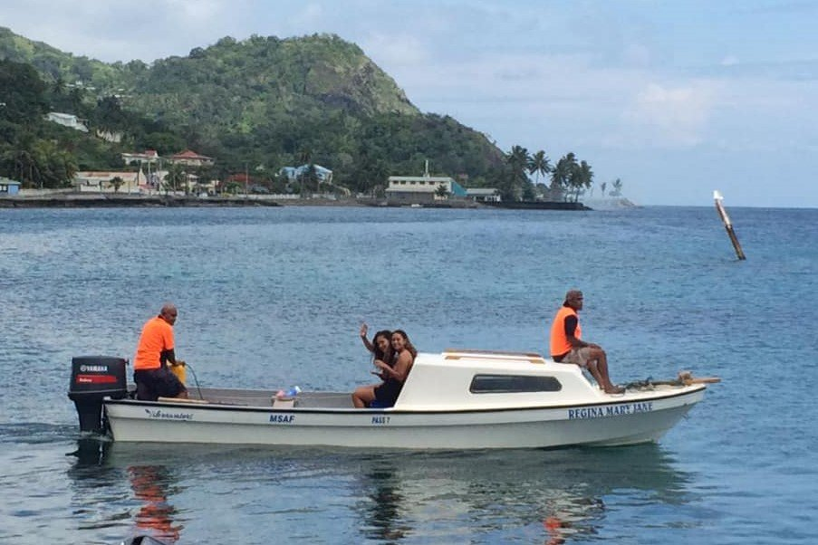 small boat hire fiji